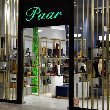 Paar Shoes radnja otvorena u Galerija Belgrade Waterfront Shopping centru